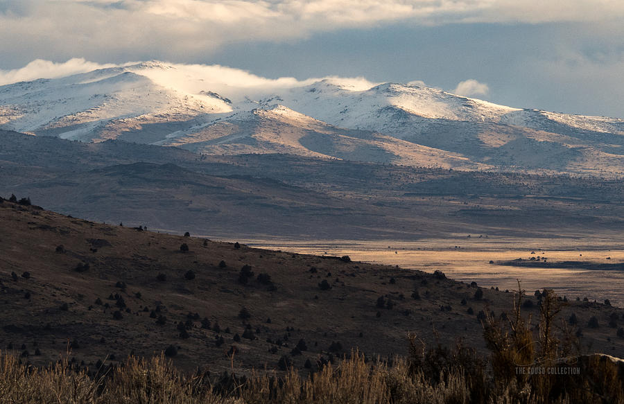 Susanville Photograph - Petes Valley At Dawn by The Couso Collection