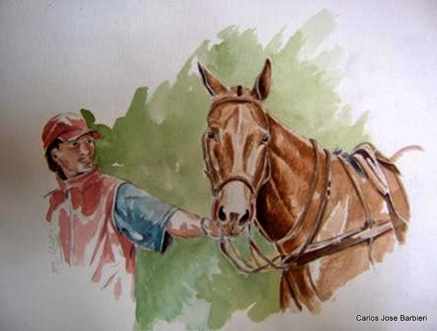 Petisero by Carlos Jose Barbieri