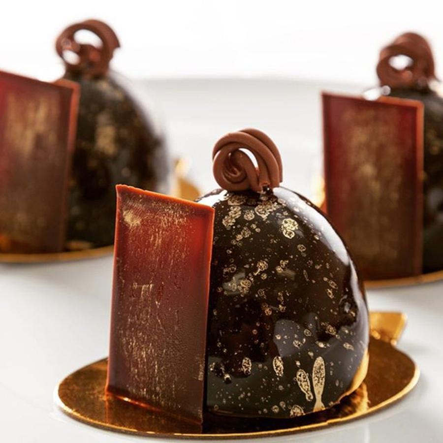 Miami Photograph - Petit Gateaux, Chocolate, Hazelnut And by Juan Silva