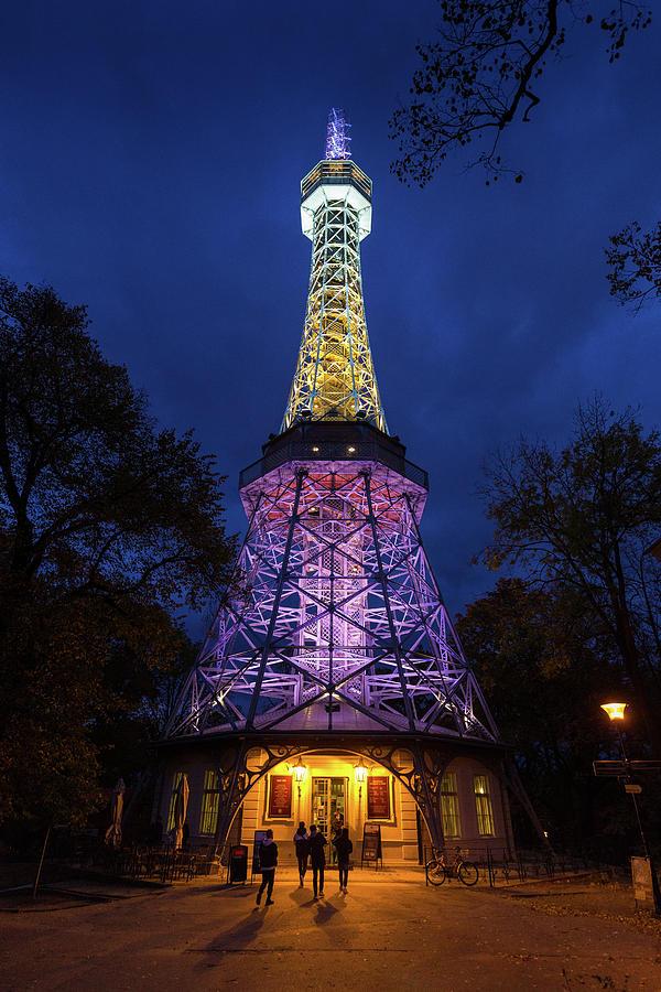 Petrin Lookout Tower by Robert Davis
