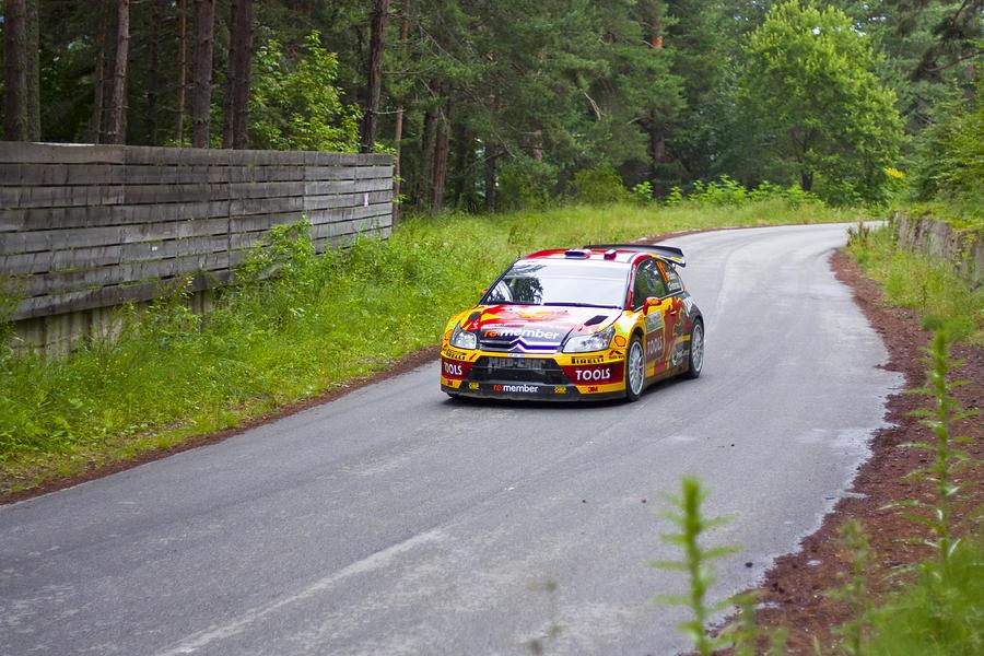 2010 Photograph - Petter Solberg/chris Patterson by Boyan Dimitrov