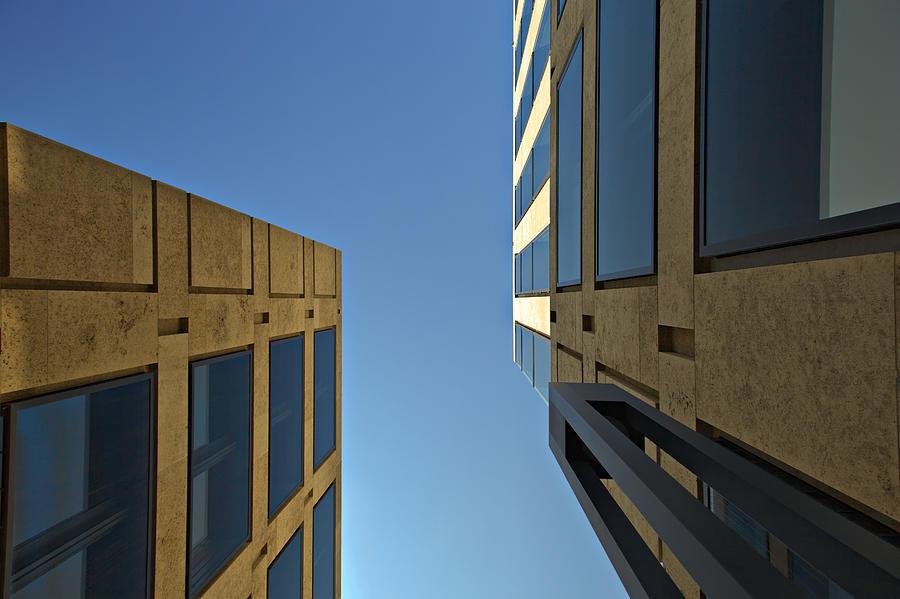 Architecture Photograph - PH Zurich II by Martin Wackenhut
