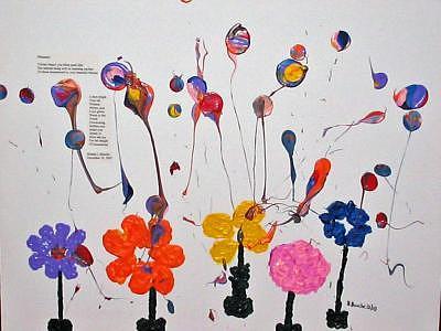 Phantasm Painting by Brenda Basham Dothage