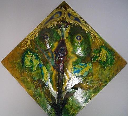 Phantasm Orgies 30 Painting by Holger Zander
