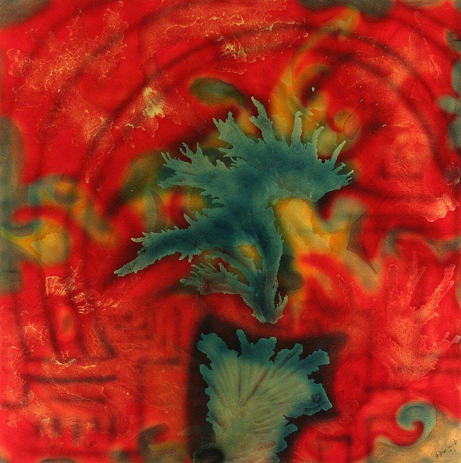 Phantasm Orgies 7 Painting by Holger Zander