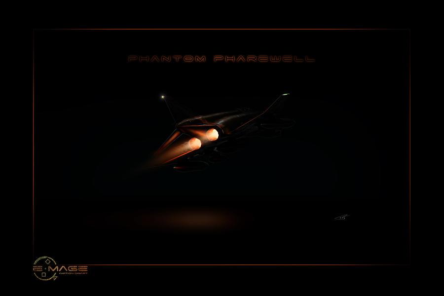 Phantom Pharewell by Peter Van Stigt
