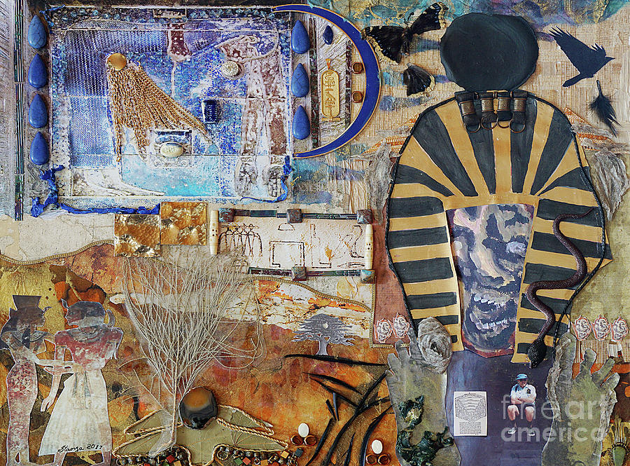 Pharaonic Fantasies by Stanza Widen