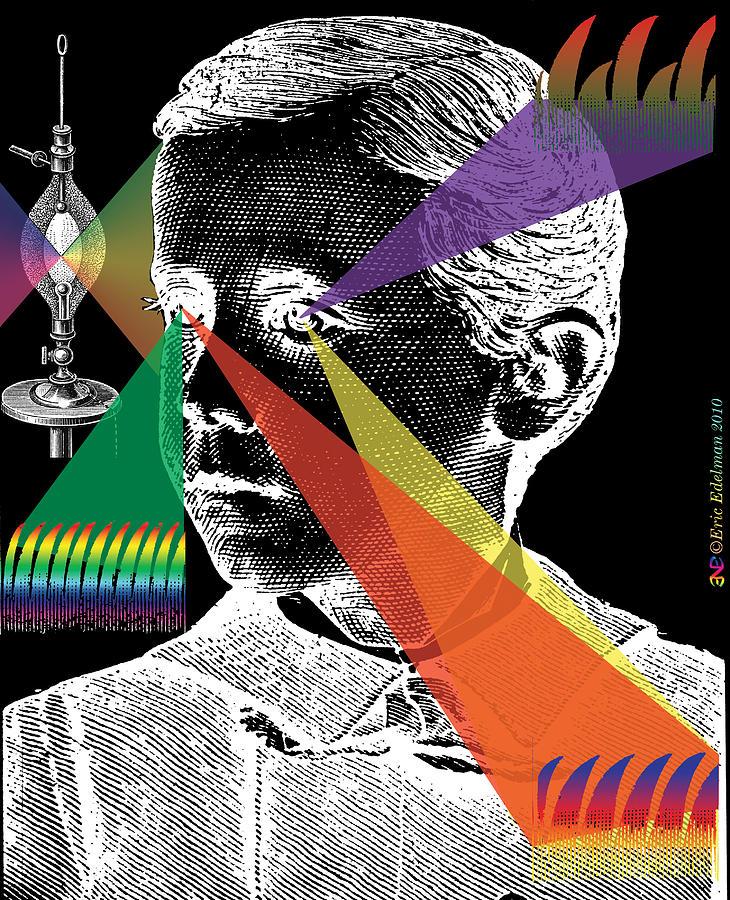Surrealism Digital Art - Phenomena Of Incandescence by Eric Edelman
