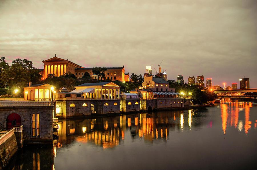 Philadelphia Art Museum - Night Shot