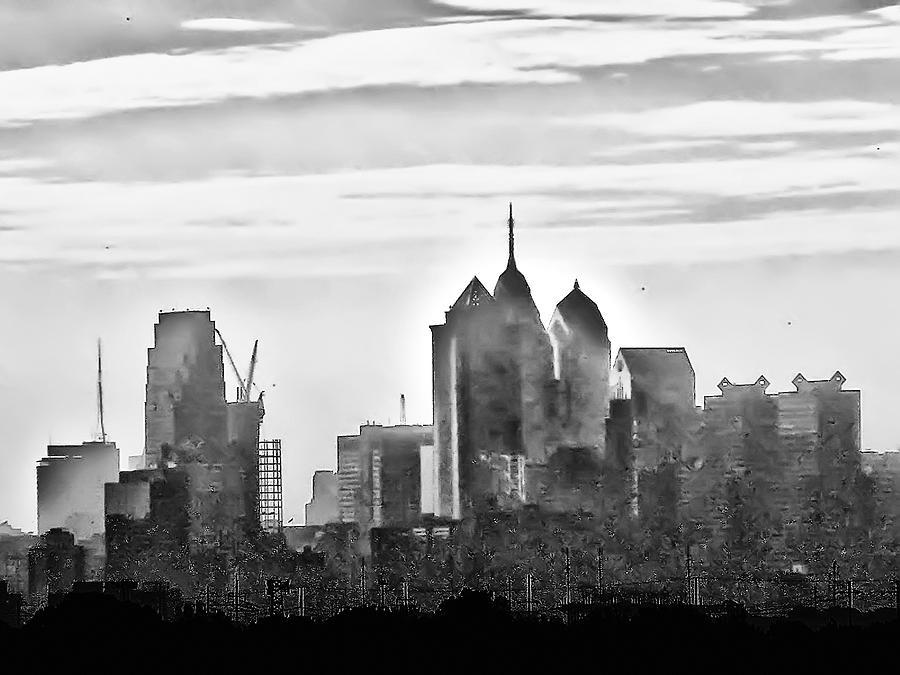 Philadelphia Photograph - Philadelphia by Bill Cannon