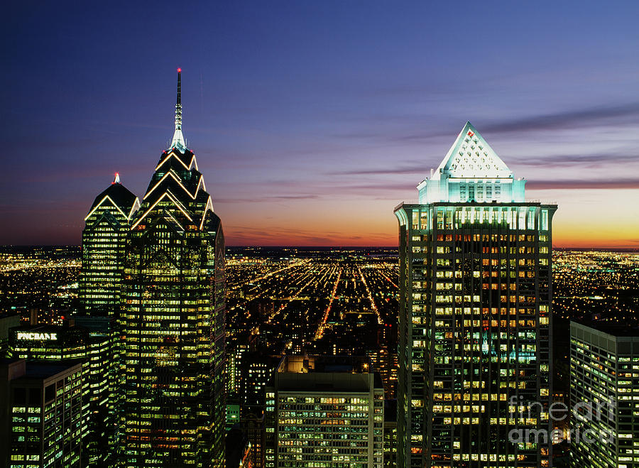 Philadelphia Luminescence by Stephen McDowell