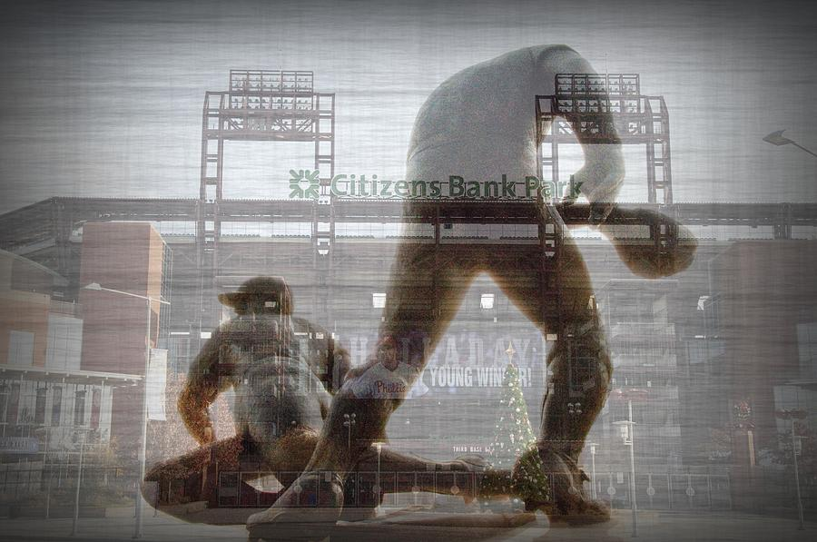 Philadelphia Photograph - Philadelphia Phillies - Citizens Bank Park by Bill Cannon
