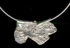 Silver Jewelry - Phoenecian by Kimberly Clark - Dragonfly Studios