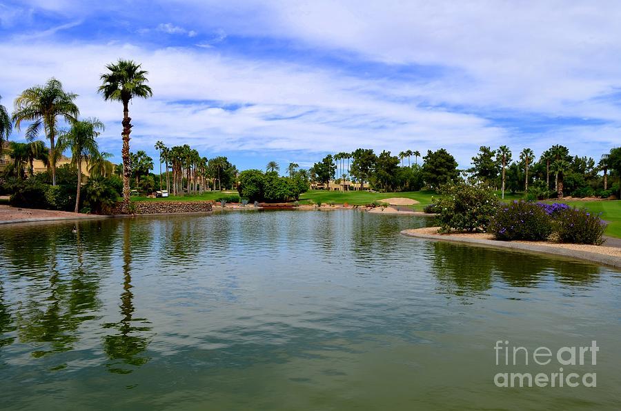 Phoenician Golf Course Series - 37 Photograph