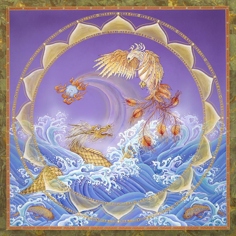 Phoenix and Dragon by Nadean O'Brien