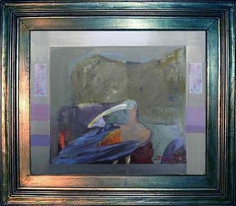 Artist Painting - Phoenix by Boro Ivetic
