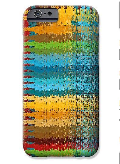 Phone Case Digital Art - Phone Case 5 by Irina Effa