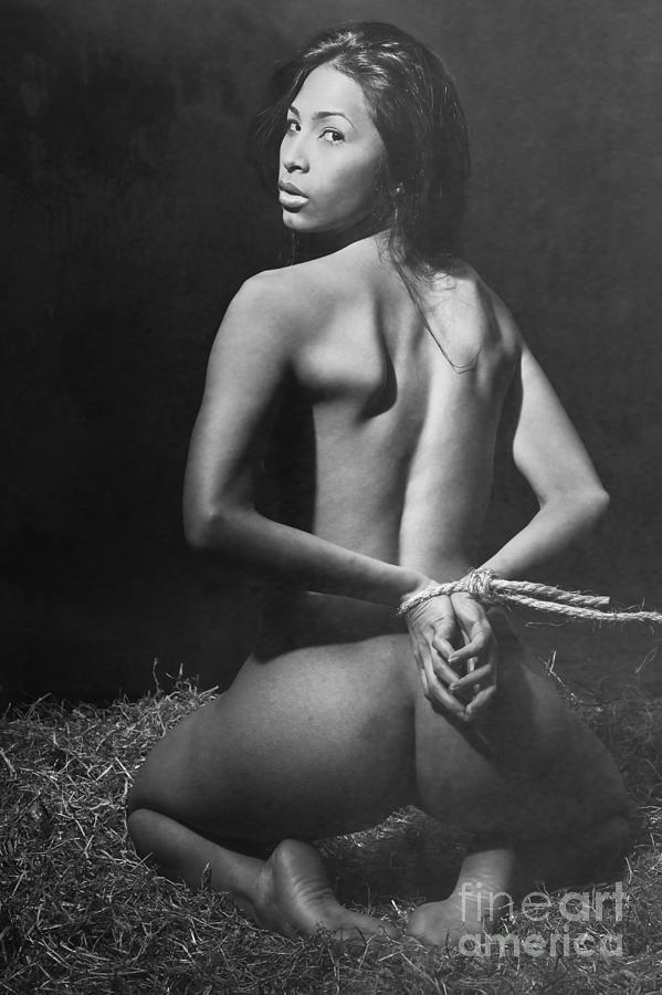 Confirm. nude black bondage pics