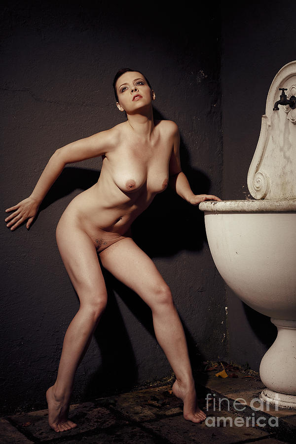 Photograph Nude Beauty #1452c by William Langeveld