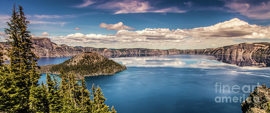 Crater Lake by Jim Adams