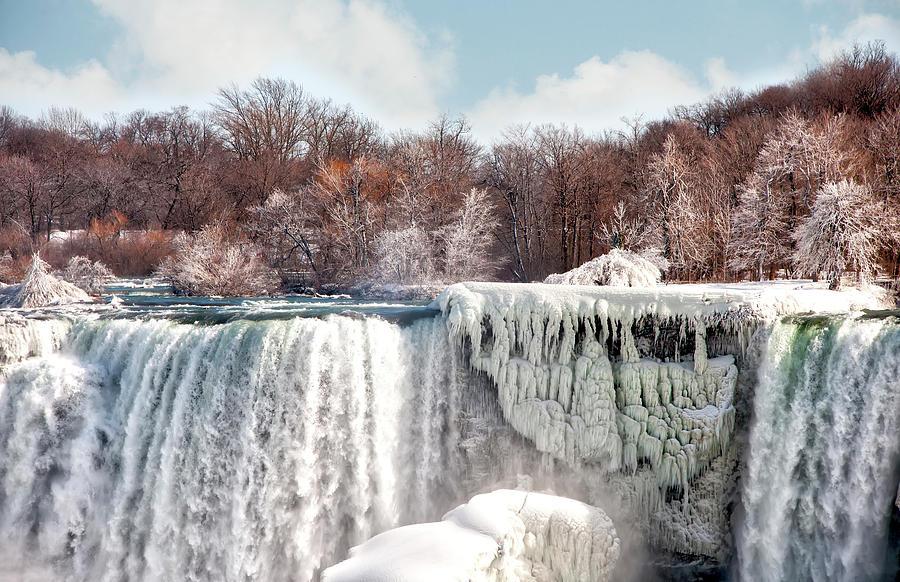 Niagara  by Gouzel -