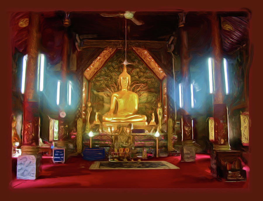 Phra Chao Kao Tue by Bates Clark