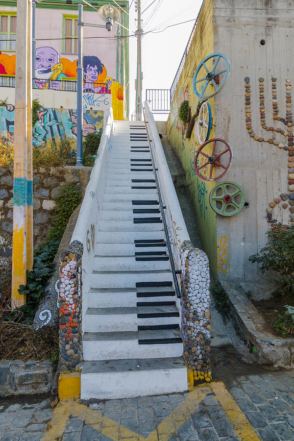 70d Photograph - Piano by Robert Barsby