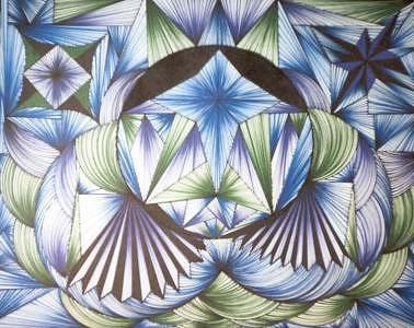 Abstract Drawing - Pic 22 by Joyce Blair