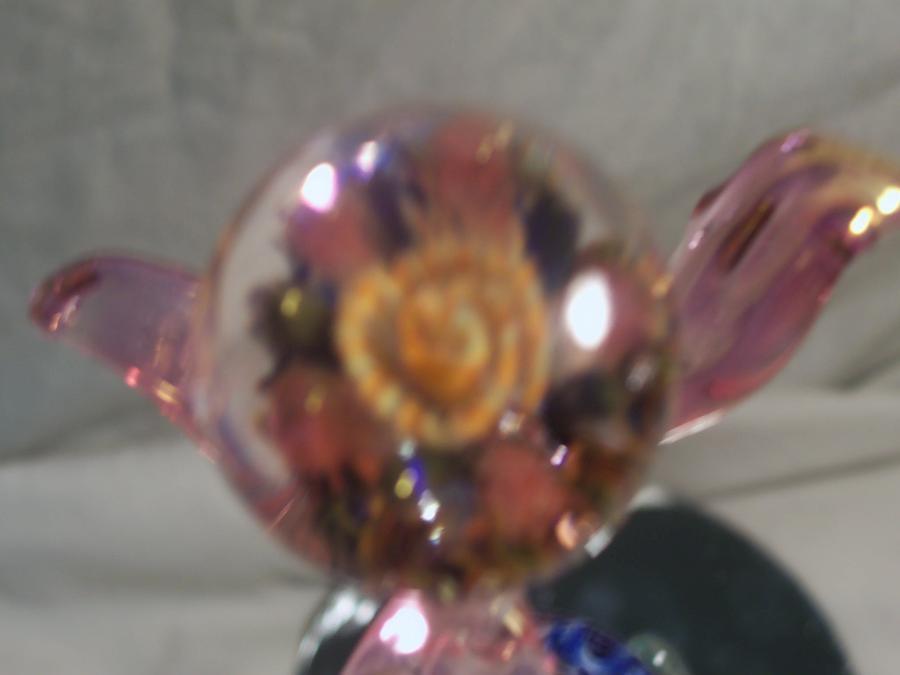 Pic 3 Vase Glass Art by ODIE ODYSSY GLASS inc