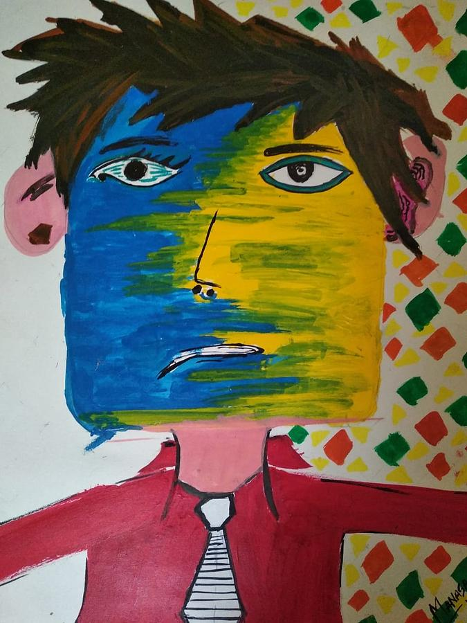 Picasso Abstract Potrait