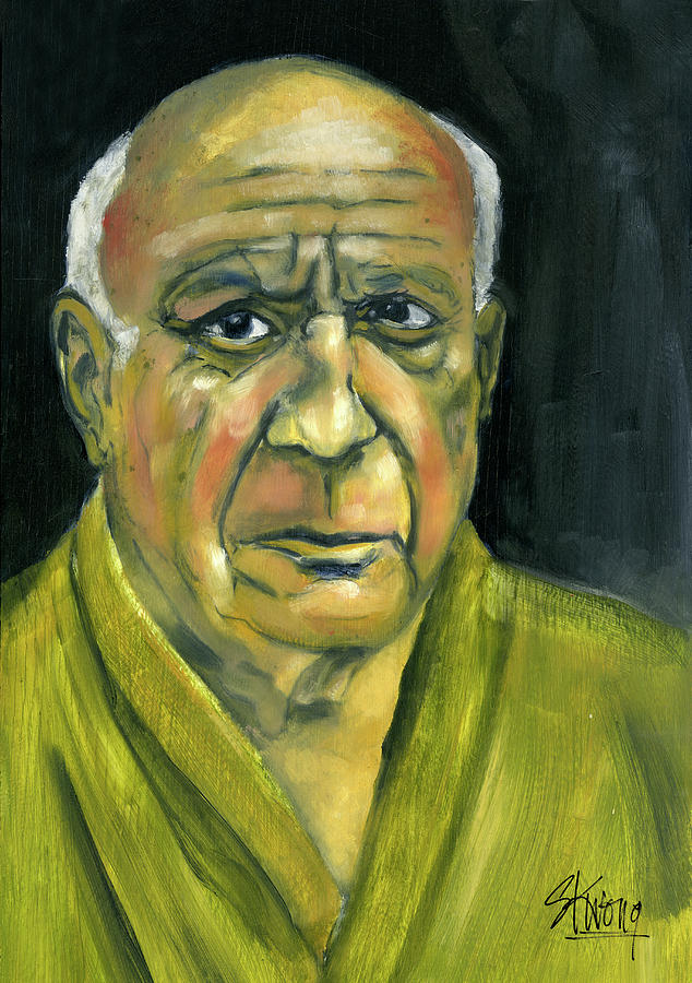 Picasso by Stan Kwong