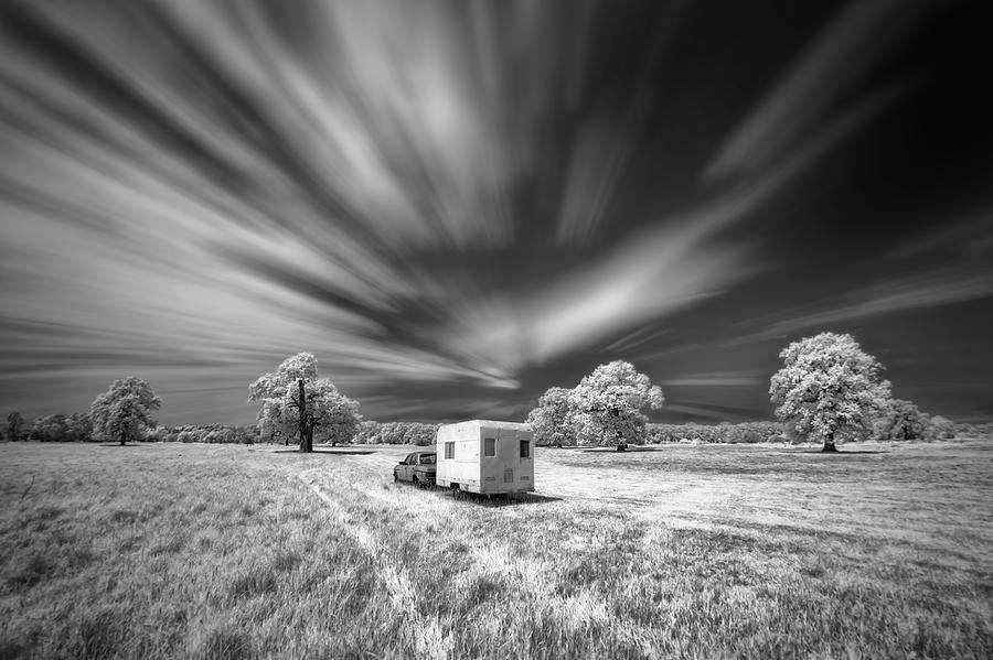 Bax Photograph - Picnic by Piotr Krol (bax)