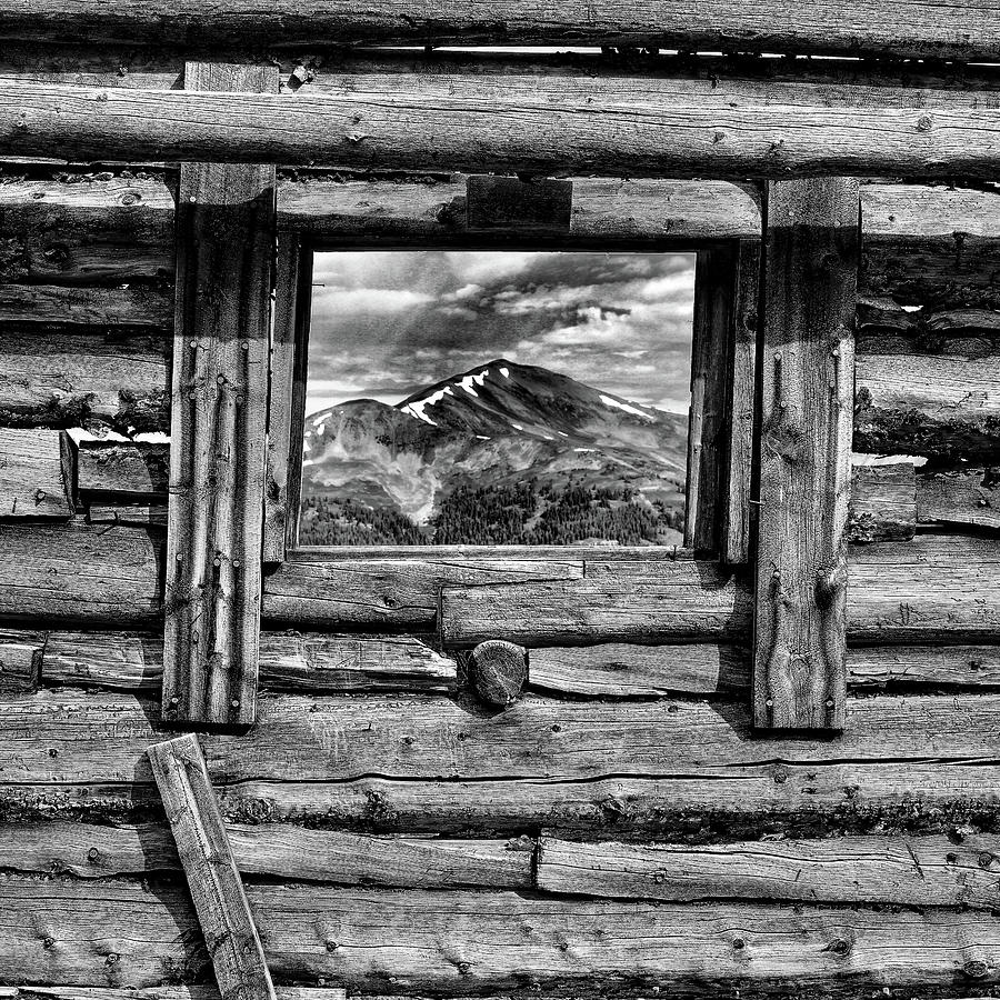 Picture Window #3 Photograph