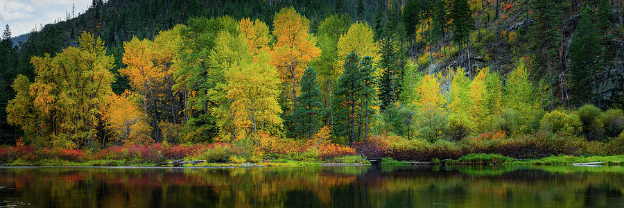 Picturesque Tumwater Canyon by Dan Mihai