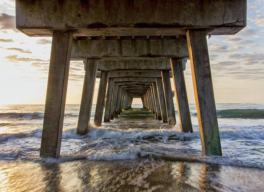 Pier by Angel Sharum