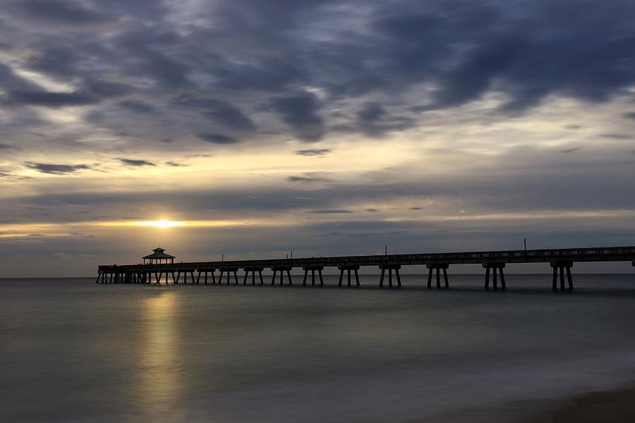 Pier House Sunset by Juan Montalvo