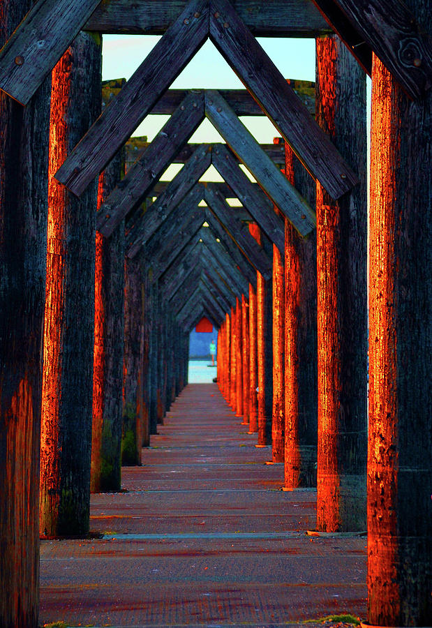 Pier Symmetry   by Brian O'Kelly