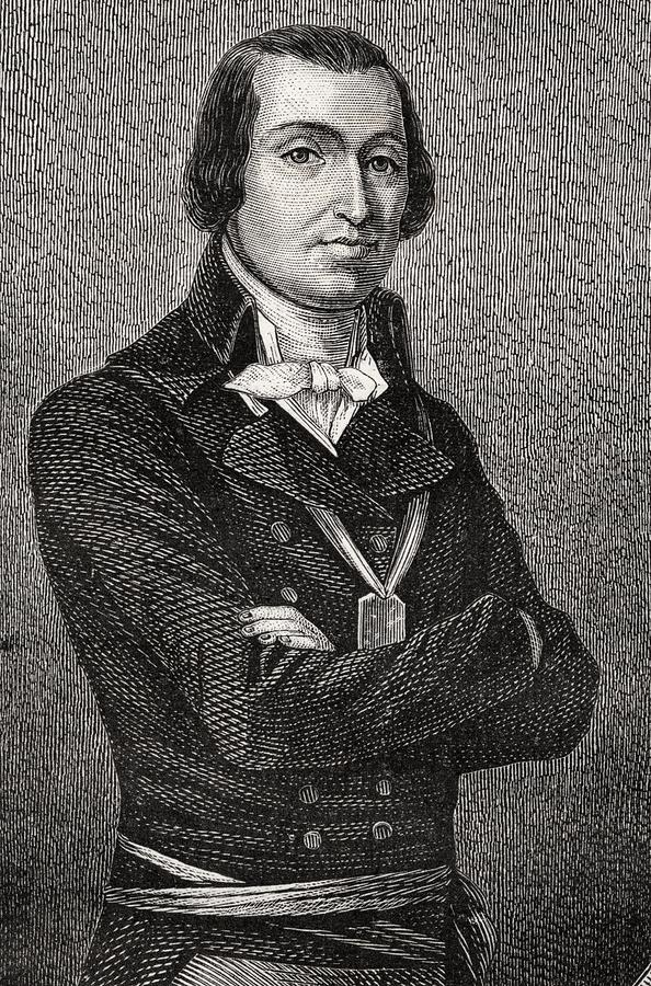 Joseph Drawing - Pierre Joseph Cambon,1756-1820. French by Vintage Design Pics