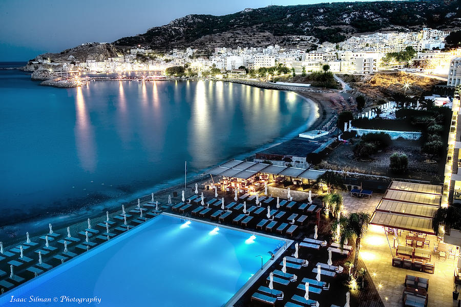 Pigadia Bay Karpathos Island Greece Photograph By Isaac Silman