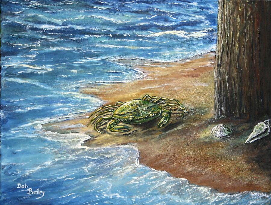 Piling creatures by Debra Bailey