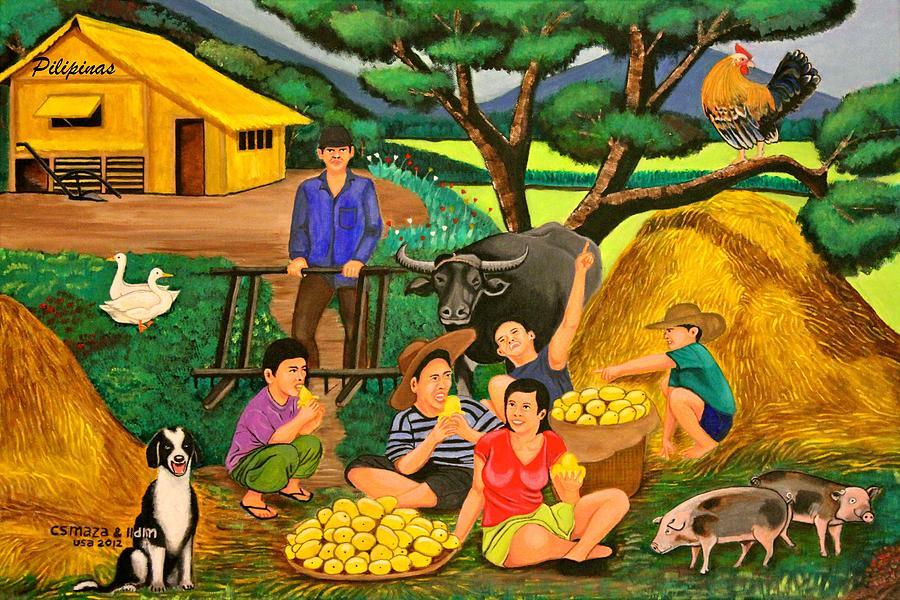 Pilipinas Painting
