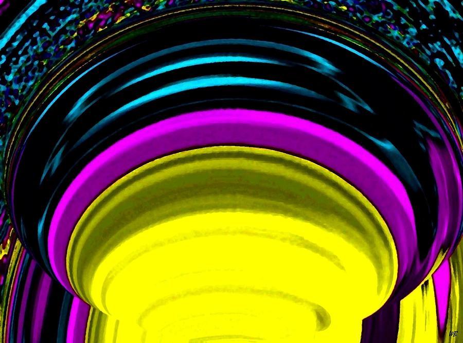 Light Digital Art - Pillar Of Light by Will Borden