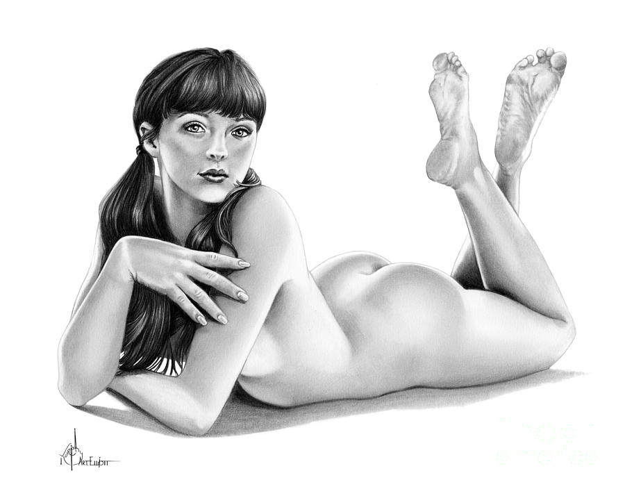 Sexy pencil art