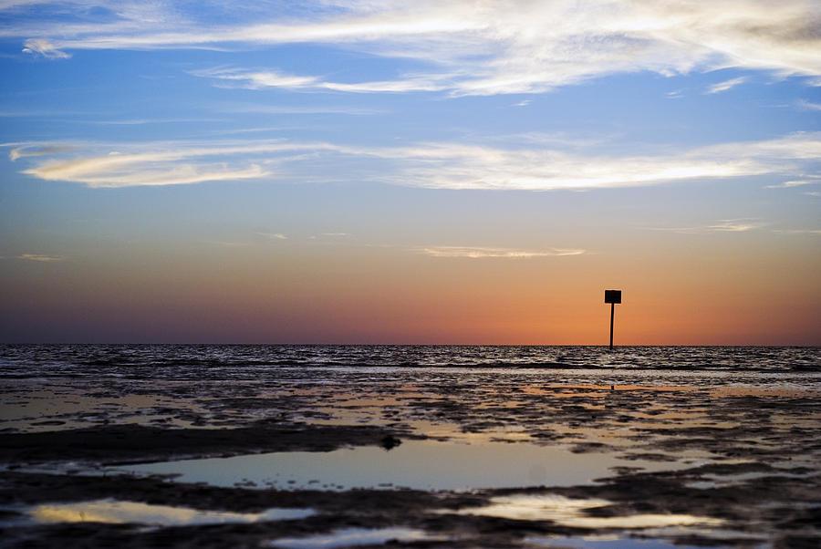 Pine Island Sunset by Beverly Stapleton