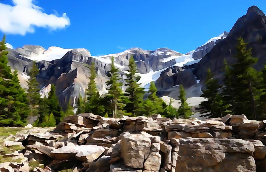 Pine Plateau by Greg Hammond
