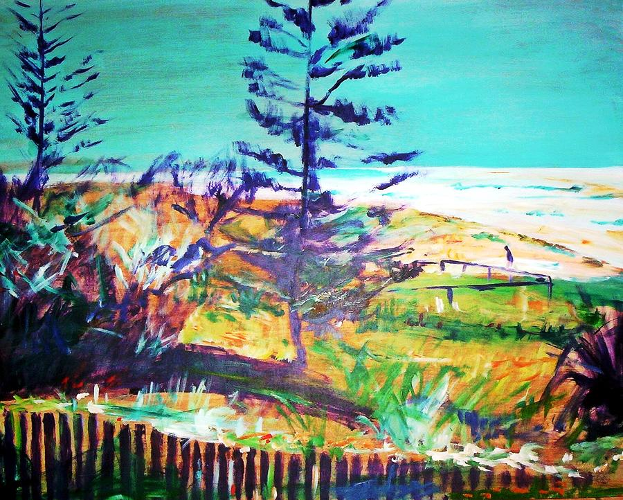 Pine Tree Pandanus by Winsome Gunning