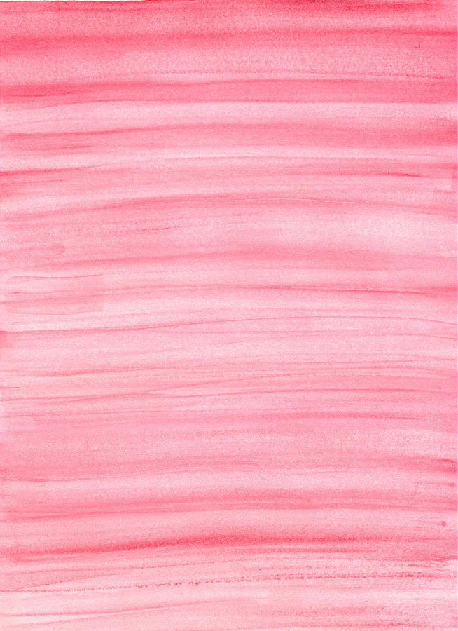 Pink Painting - Pink by Eric Forster
