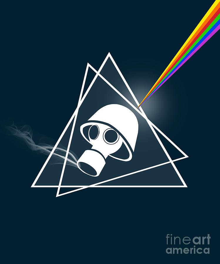 Pink Floyd Painting By Mark Ashkenazi