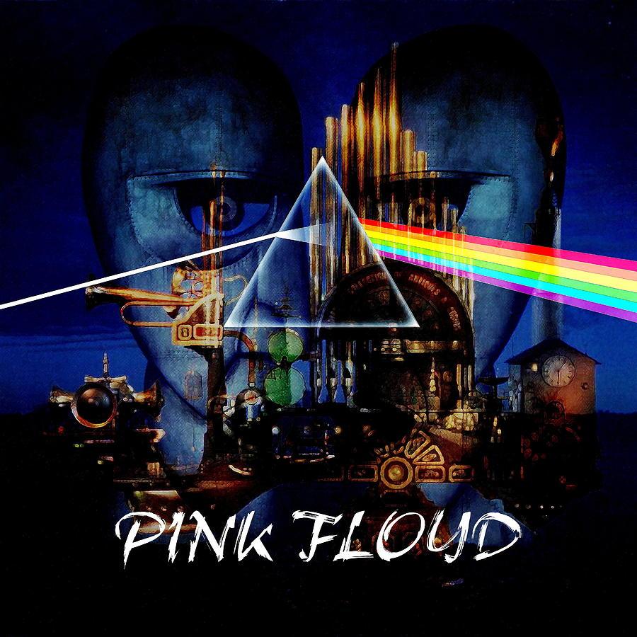 Pink Floyd Albums Art : pink floyd montage digital art by p donovan ~ Russianpoet.info Haus und Dekorationen
