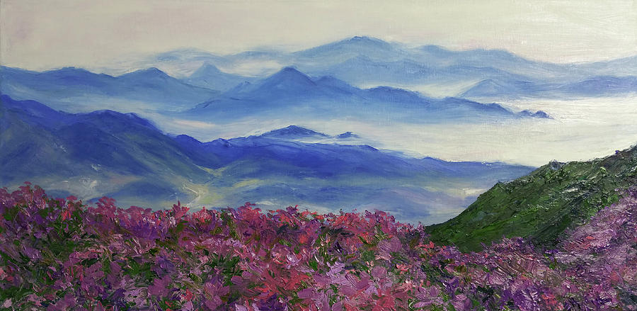 Blue Ridge Parkway Original Paintings